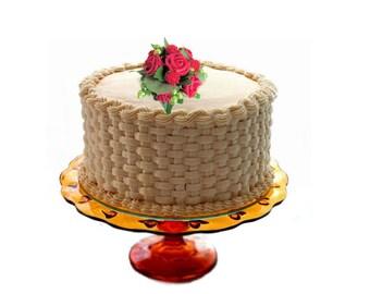 Red Rose Wedding Cake Topper, Silk Flower Topper, Wedding Cake Flowers, Ruby Red Roses