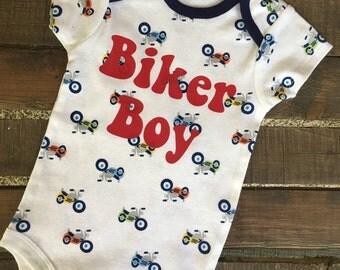 Motorcycle onesie