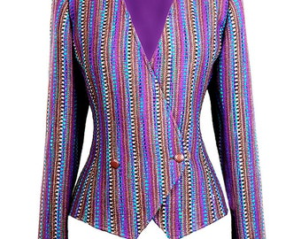 Ungaro Purple Jacket