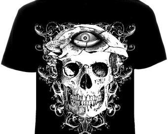3rd Eye Skull T-Shirt