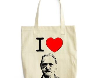 I Heart Maugham Tote Bag