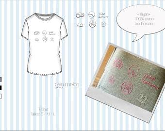 """t-shirt women """"Hayao"""""""