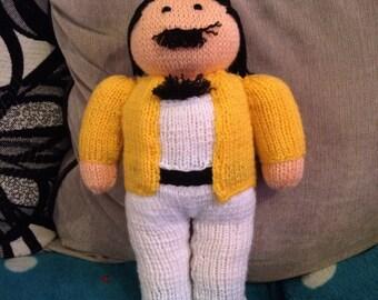 Freddie mercury teddy