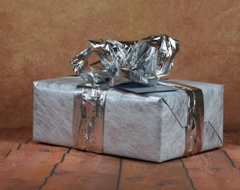 Luxury Collection Gift Wrap Kit - Silver