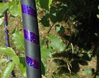"""32"""" Hoop - Purple & Black"""