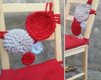 Creative recycled upholstery