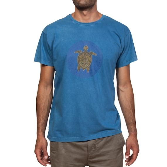 Stonewashed T-Shirt - Ancient Turtle