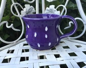 Cups for Corgis Mug # 27 - Handmade stoneware mug - all proceeds to charity