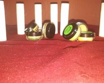 Homemade ChapStick (tubes)