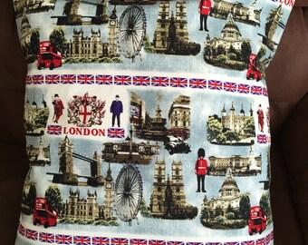 London landmarks cushion covers