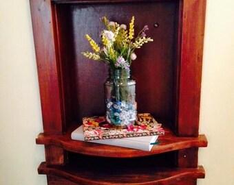 Wildflower Mason Jar