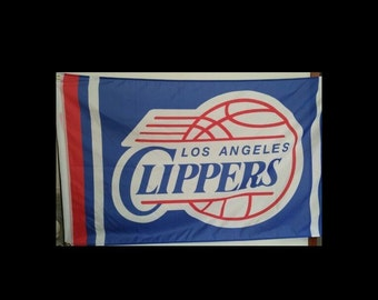 3x5 Los Angeles Clippers Flag