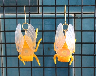 Fly Earrings