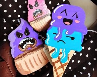 why me!? Ice cream!