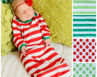 Family Christmas Pajamas for your Baby
