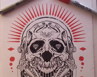 Skulls Of MIne