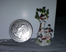 "Goebel Olszewski ""Cherry Pickers"" Historical Series Miniature Figurine 83 - 602P"
