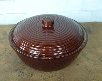 Covered Casserole Dish by Western Stoneware