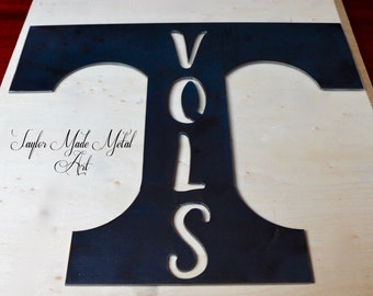 Tennessee T Vols Design