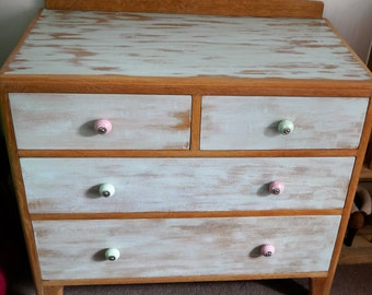 Vintage Edwardian Chest of Drawers