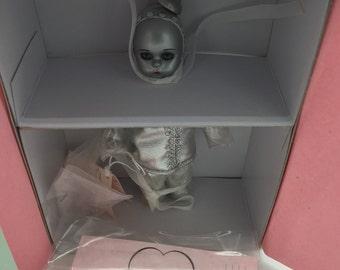 "Madame Alexander 5"" Porcelain Tin Man NRFB"