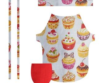 KIT - Cupcake apron