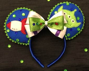 Toy Story inspired Mickey ears