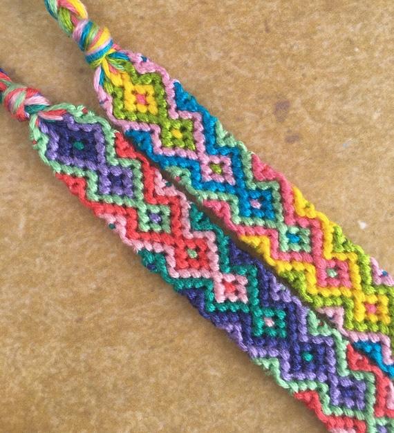 arrowhead friendship bracelet