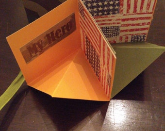 Mini Pop Up Scrapbook