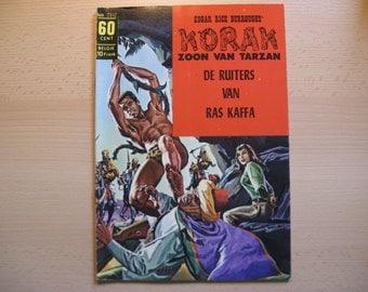 An old Classics comic book nr 2012 Edgar Rice Burroughs: Tarzan's son, Korak Race riders K ...