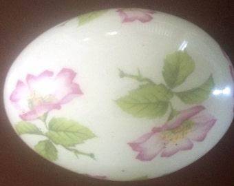 Vintage Porcelain Egg by The Egg Lady