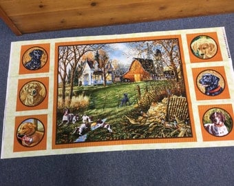 Country Canines by Quilting Treasures