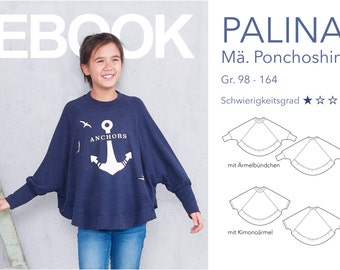 PALINA - Mä. Ponchoshirt