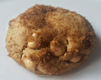 Brown Sugar Butterscotch Chip Cookies (1 dozen)