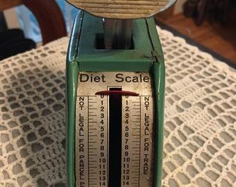 Vintage Chadwick Diet Scale circa 1960's