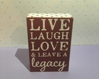 Freestanding quote block