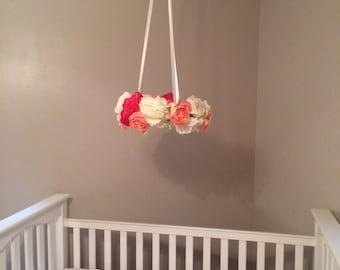 Flowering Baby Mobile