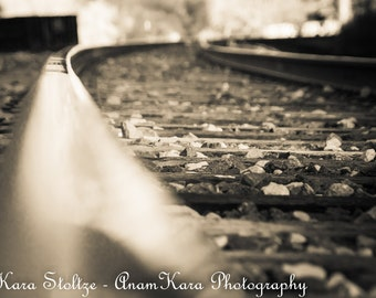 Black & White Railroad