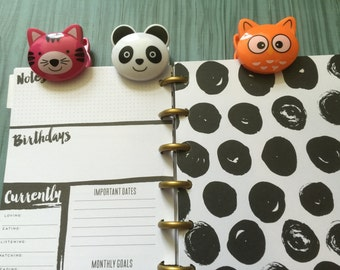 Cute Animal Clips