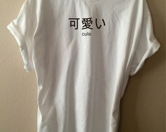 Japanese cute tshirt