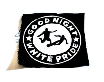 Antifascist Patch, Skinhead Patch, Punk Accessories, Steam Punk Cloth, Gothic Patch, Anarchist Patch, Hardcore Logo, Metal Patch, DIY Patch