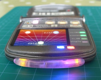 Star Trek Relativity Tricorder 29th Century Voyager Prop Replica Last
