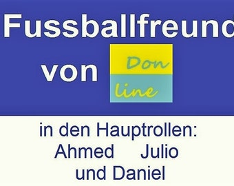 3 football friend 1 Chapter school, reading and family written by Christian Duerner