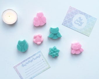 Pine & Pink Peppercorn - 6 Wax Melts
