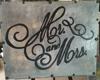 Mr. & Mrs. Painting