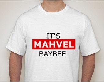 IT'S MAHVEL BAYBEE t-shirt