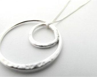 Soleil Silver Necklace