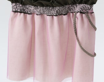 ODYZ - skirt in tulle for girls / tulle skirt for girls Made in France