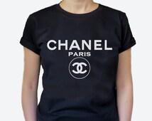 Chanel Tshirt, Chanel shirt, Unisex Shirt
