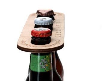 Brew Cart Three Pack Beer Carrier